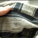 Icebreaker Merino Repair:  Sewing A Button On A Polo Shirt