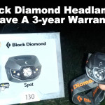 Black Diamond Headlamps Come With A 3-year Warranty
