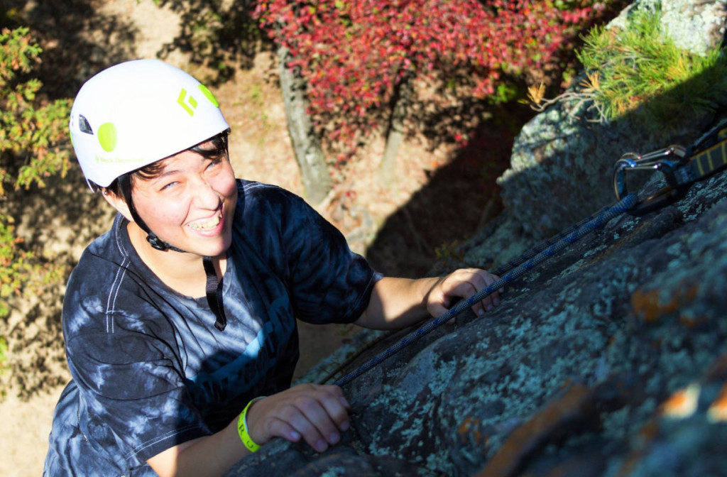 Project Ascent Helping Youth Build Confidence Through Rock Climbing