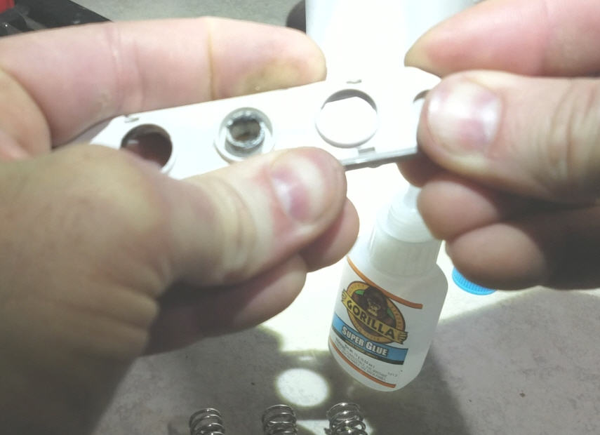 How To Repair A Cracked Prohands Hand Exerciser