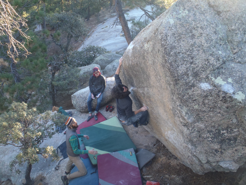 Kyle McQuery on 'Testosterone Replacement Therapy' in Rose Canyon Lake V7